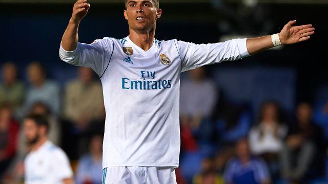 Real Madrid Cristiano Reemplazo Jugadores Los Pleyers