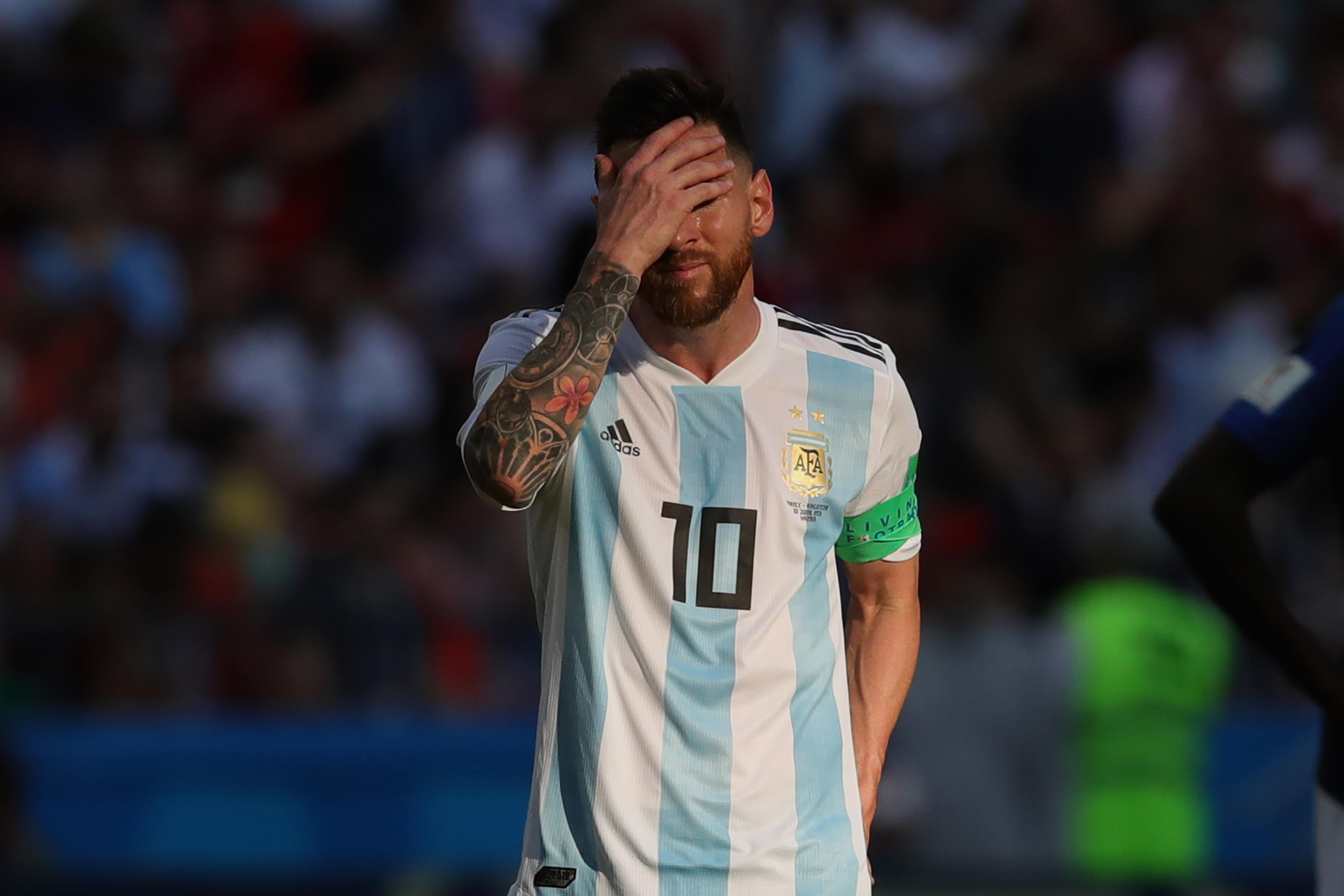 Rusia 2018, Mundial, Jugadores, Mejor Peor