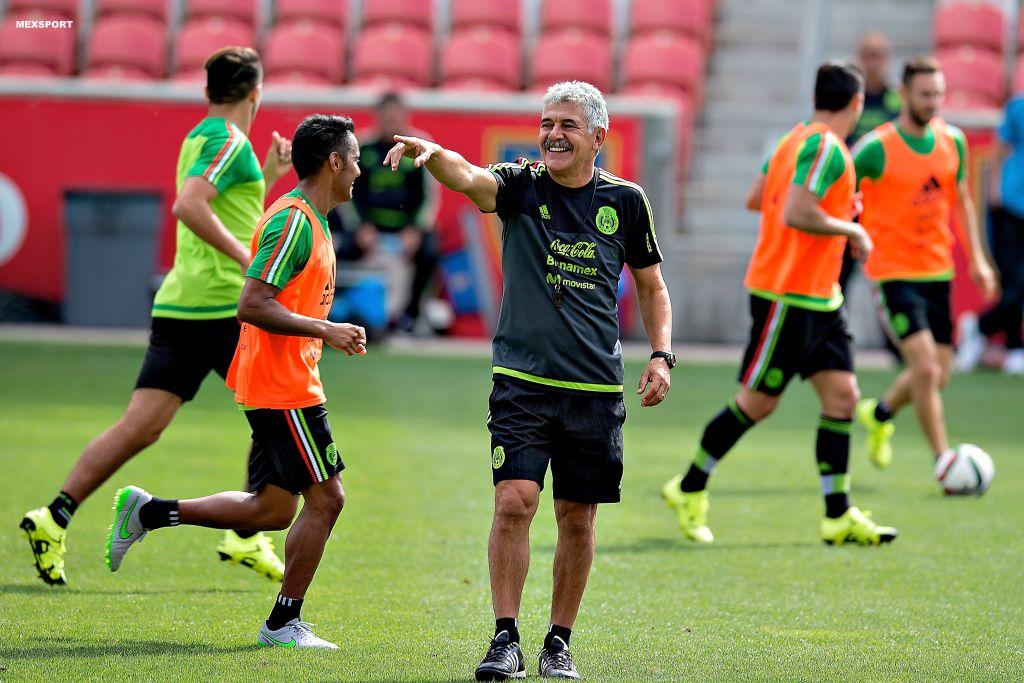 Tuca Ferretti Selección Mexicana Candidato Técnico