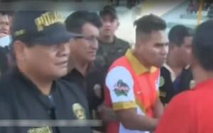 Policía Detiene Futbolista Peruano Cambio Nombre