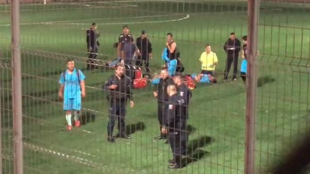 Ataque Balazos Futbolistas Guadalajara Amateur Heridos