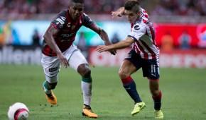 Chivas, Necaxa, Apertura 2018, Jornada 6