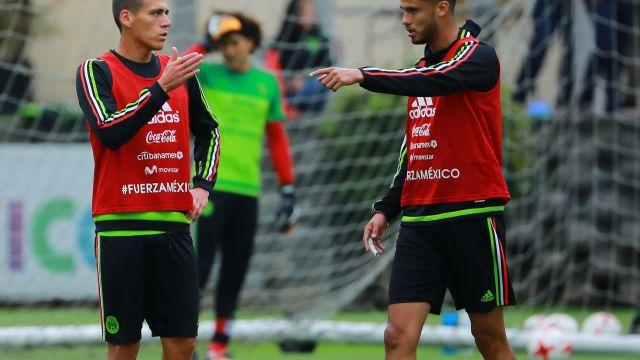 Diego Reyes, Héctor Moreno, Turquía, Equipos
