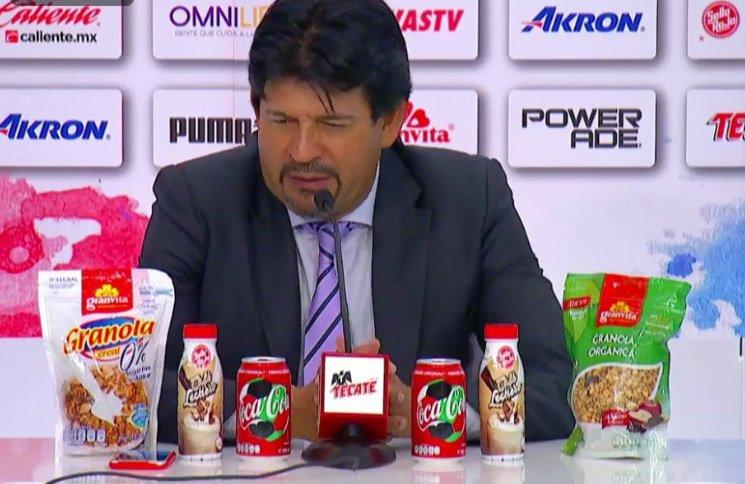 Liga MX Mostrar Patrocinadores Chivas Conferencias