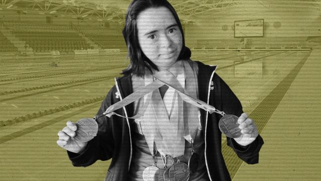 Dunia Camacho Nadadora Mexicana Síndrome De Down Pleyers