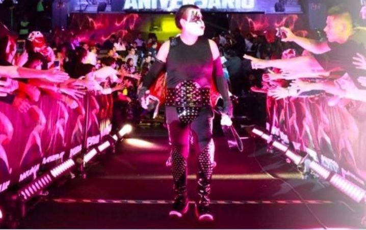 El Picudo Muere Luchador AAA Los Pleyers