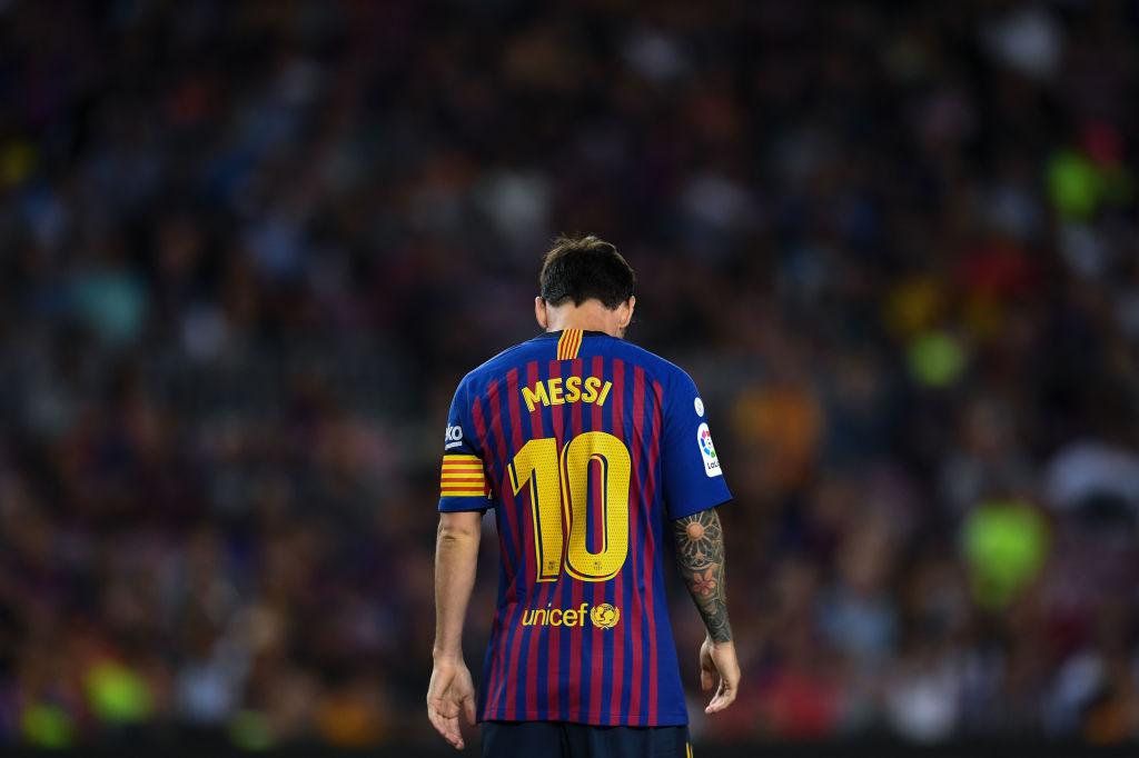 Lionel Messi Fuera Terna Mejor Jugador UEFA