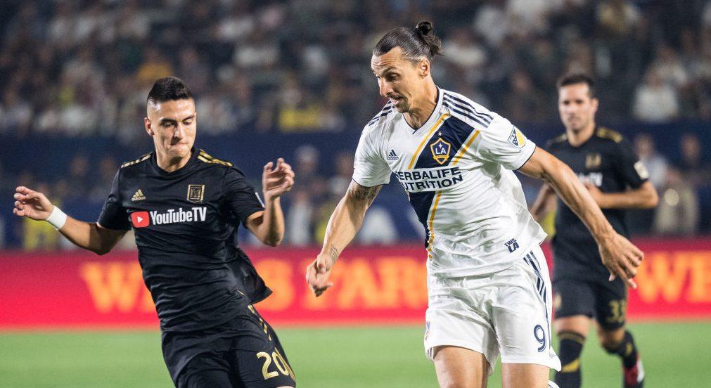 Zlatan Ibrahimovic Sanción MLS Golpear Compañero