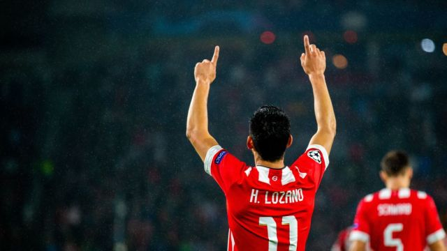 Mexicanos Jugarán Champions League Europa League