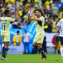 América Pumas Estadio Azteca Empate Goles
