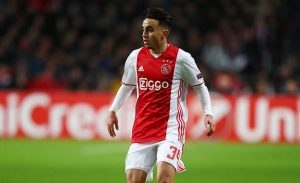 Abdelhak Nouri Despierta Coma Jugador Ajax