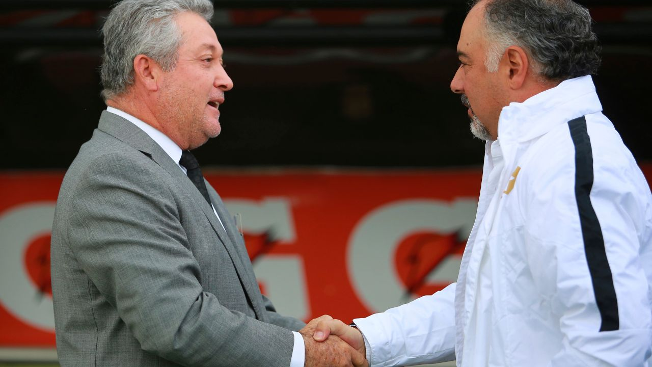 Tigres Selección Mexicana Memo Vázquez Tuca Ferretti