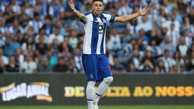 Héctor Herrera, Cerca, Roma, Temporada 2018-19