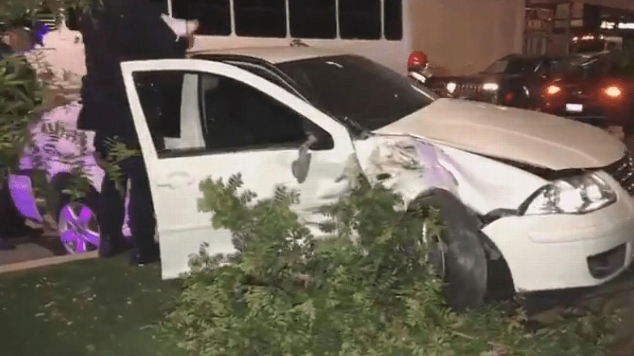 Hedgardo Marín Accidente Automovilístico Jugador Chivas Pleyers