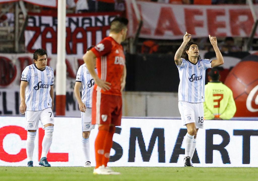 Ismael Blanco Argentina Los Pleyers