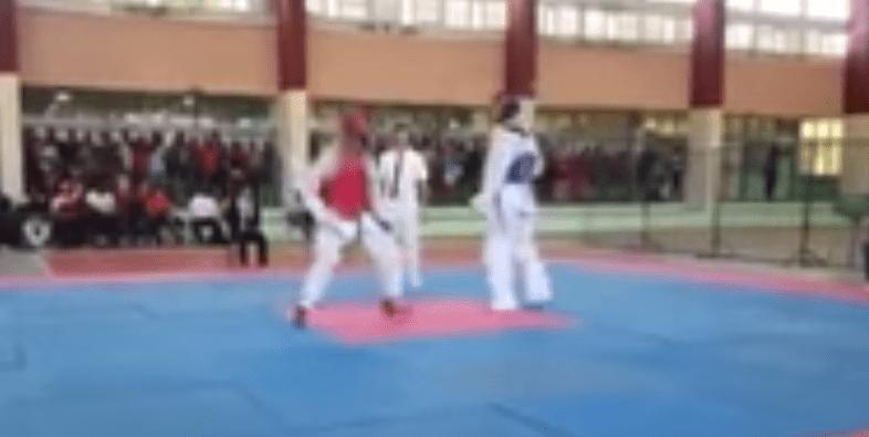 Joven Muere Cuba Taekwondo Combate Infarto