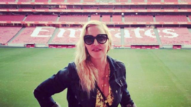 Madonna Academia Futbol Hijo Los Pleyers
