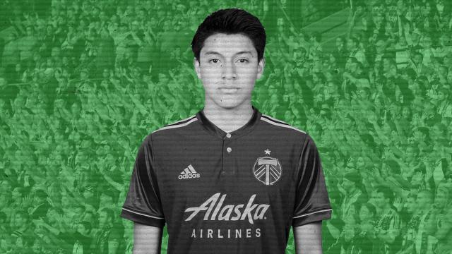 Marco Farfan México Estados Unidos Selección Portland Timbers MLS