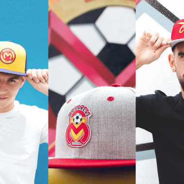 Monarcas Morelia New Era Gorras Coleccion Liga MX
