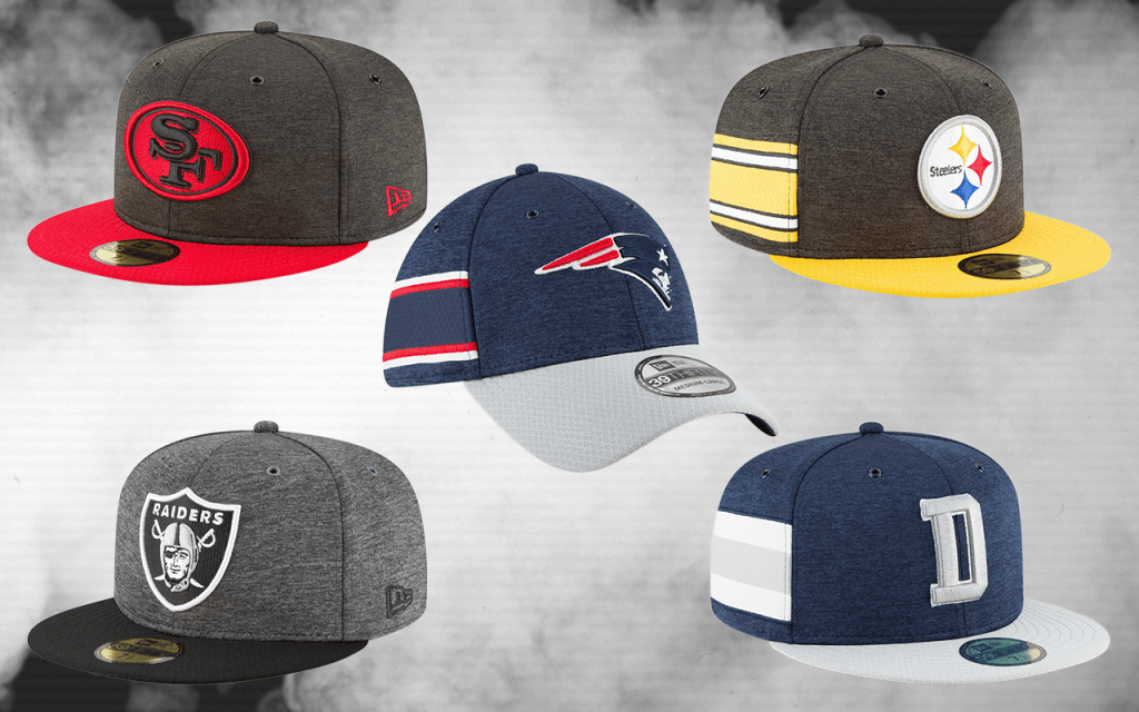 New Era presenta su colección Defend para el kickoff de NFL b52fee8319d
