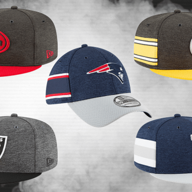 New Era NFL Defend Coleccion Gorras Temporada Portada