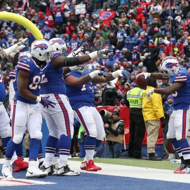 Richie Incognito, Buffalo Bills, Cortar Cabeza Padre, NFL