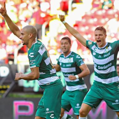 Santos Chivas Apertura 2018 Resultado Los Pleyers