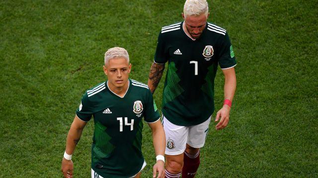 Selección Mexicana, Convocatoria, Fecha FIFA, Europeos