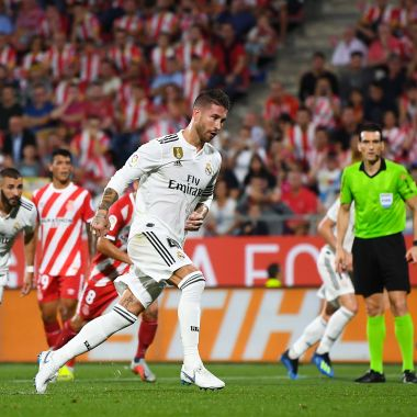 Sergio Ramos, Real Madrid, Defensa, Goleador