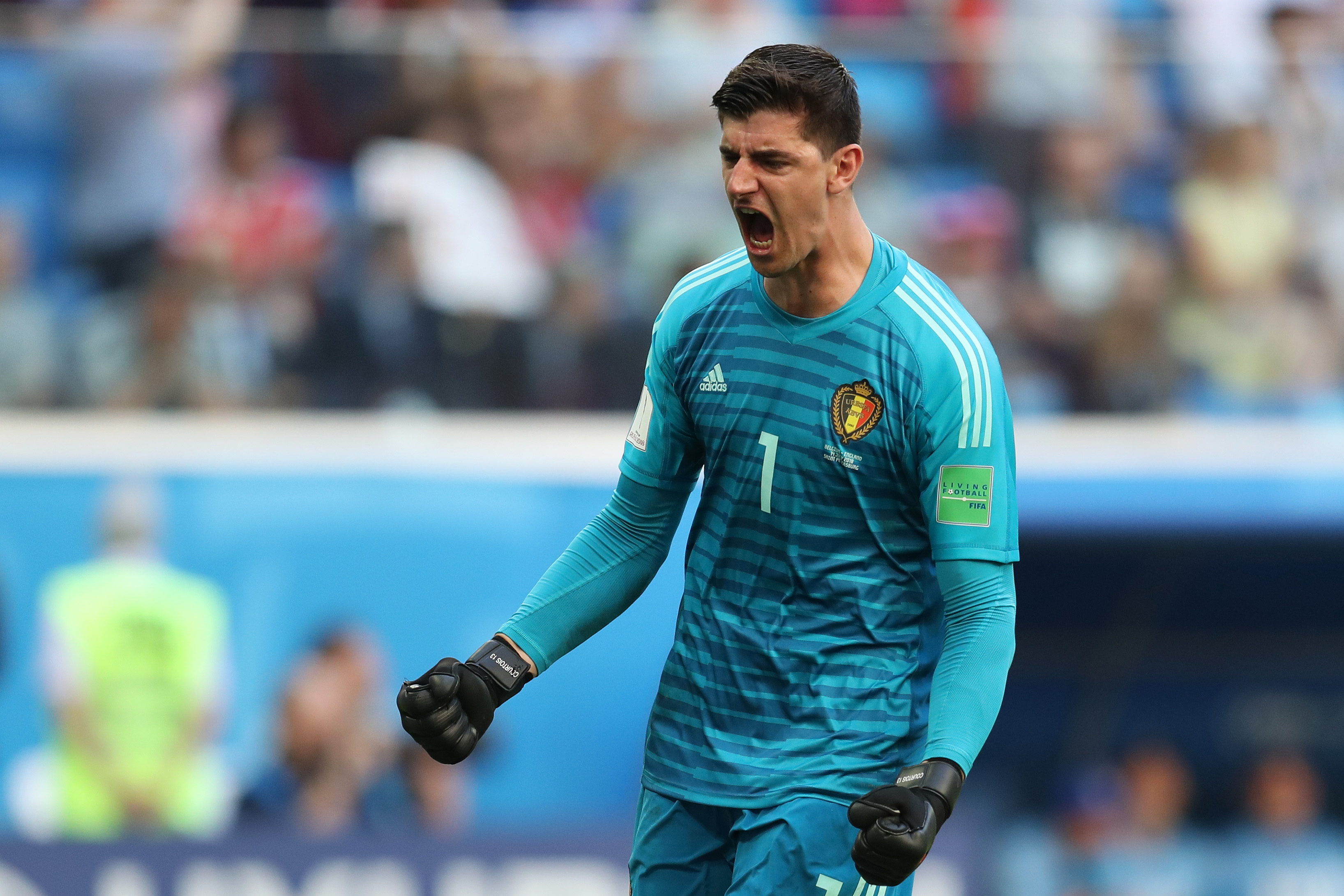 Thiabaut Courtois, Real Madrid, Chelsea, Fichaje