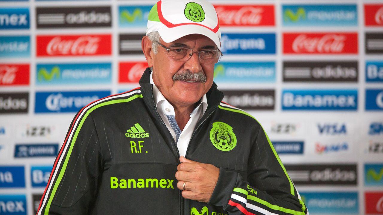 Convocatorio Tuca Ferretti Seleccion Mexicana Fecha FIFA