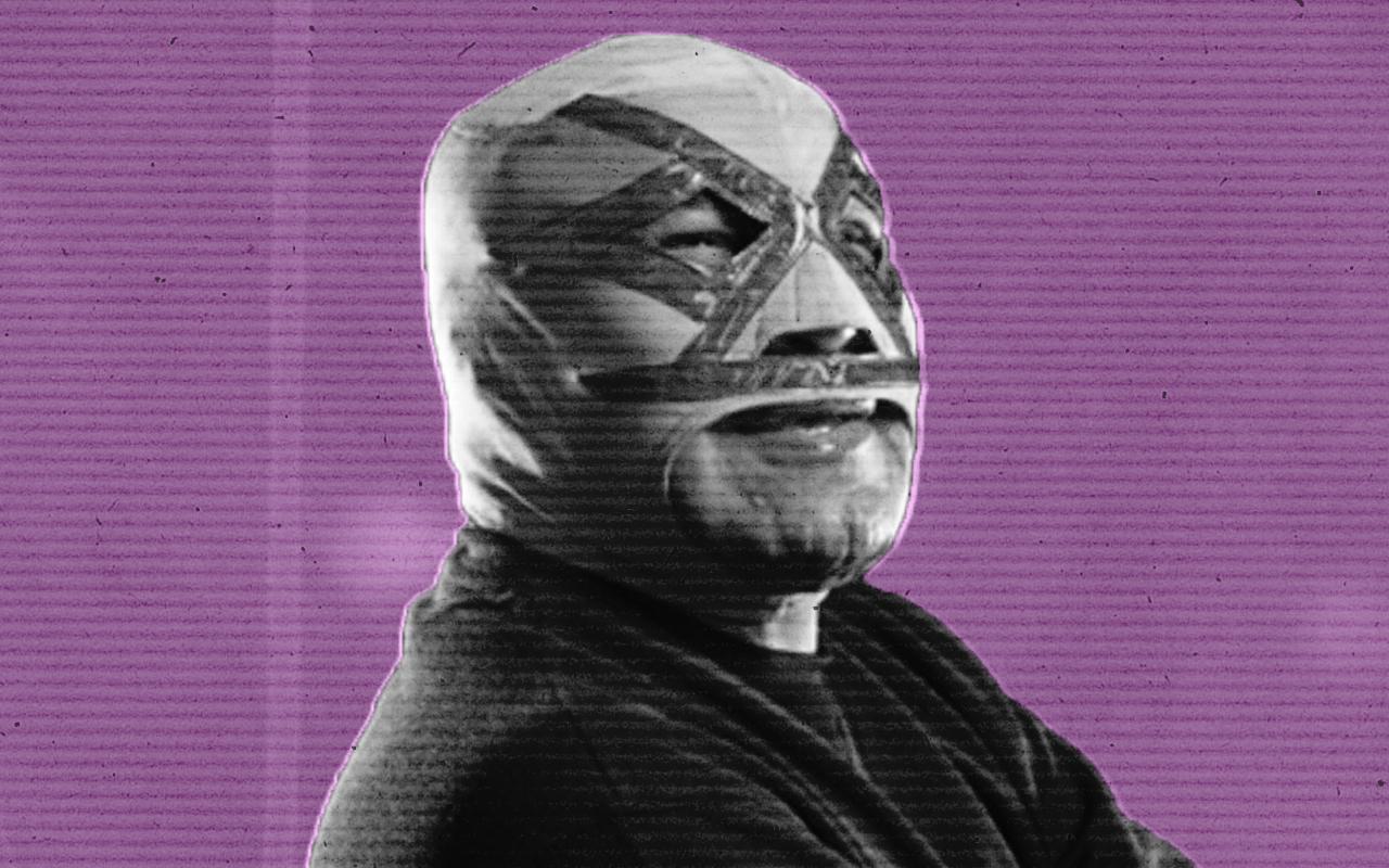 Villano III Arturo Diaz Mendonza Consejo Mundial de Lucha Libre Lucha Libre