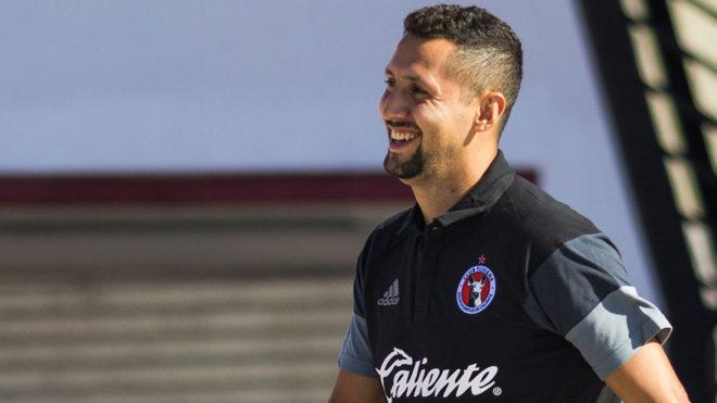 Yasser Corona Xolos Auxiliar Técnico Xolos Sub 17 Liga MX