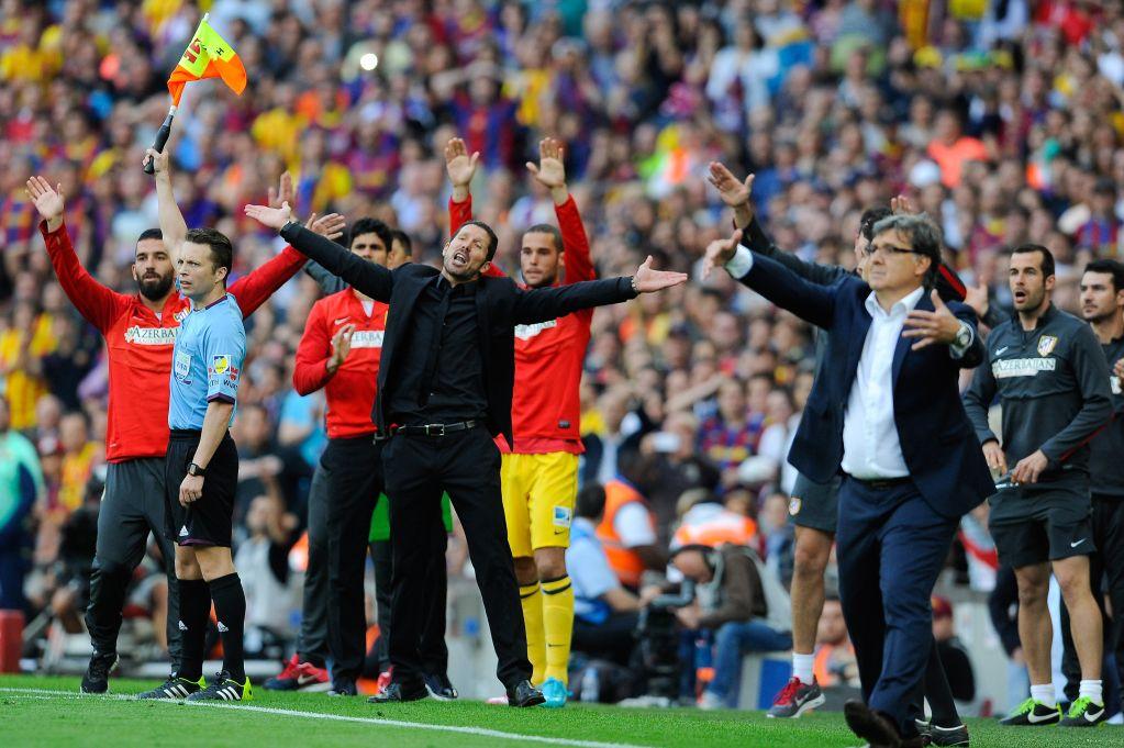 Gerardo Martino Tata Barcelona Selección Mexicana Argentina
