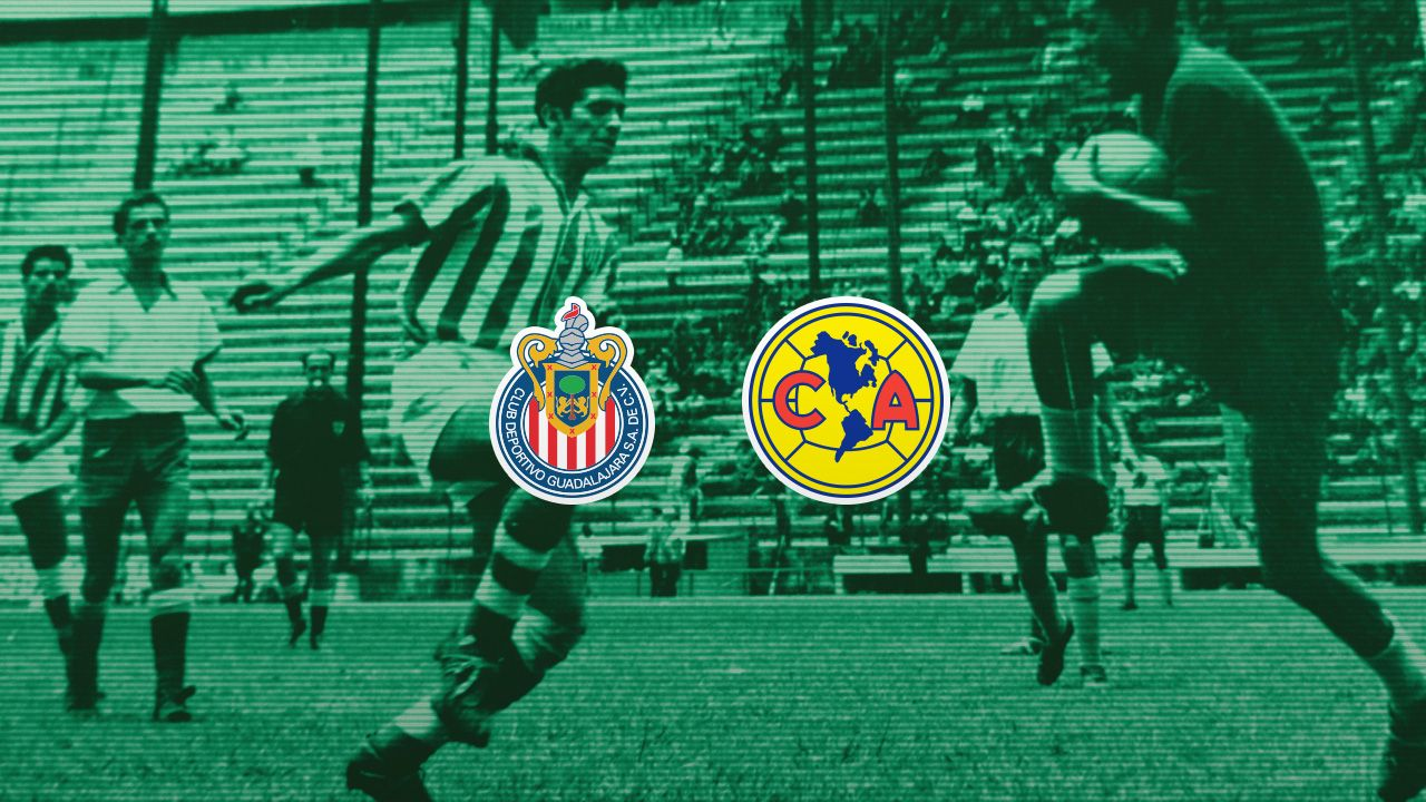 Chivas, América, Rivalidad, Origen, Los Pleyers