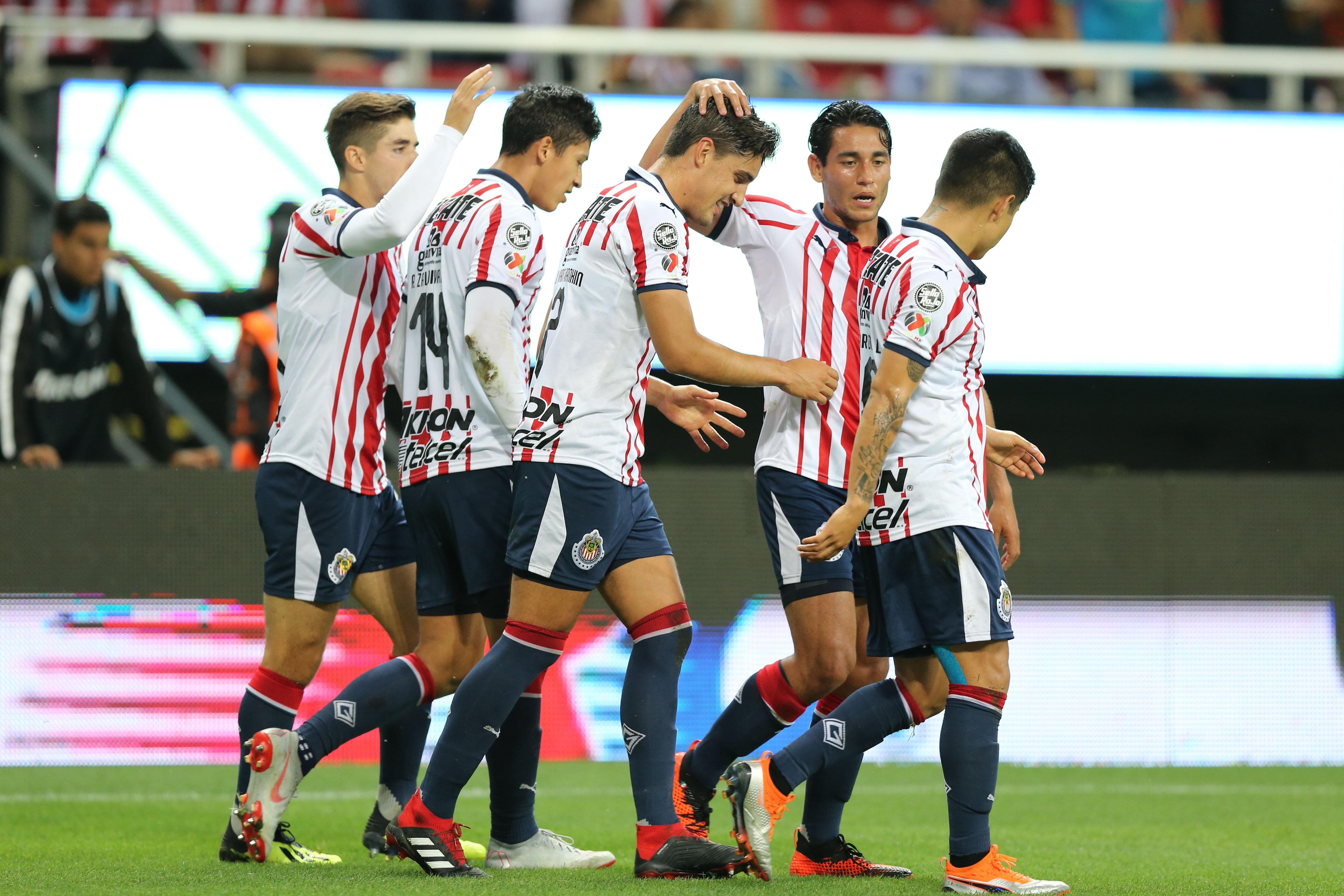 Chivas Equipo Mexicano Mundial De Clubes Participación Pleyers