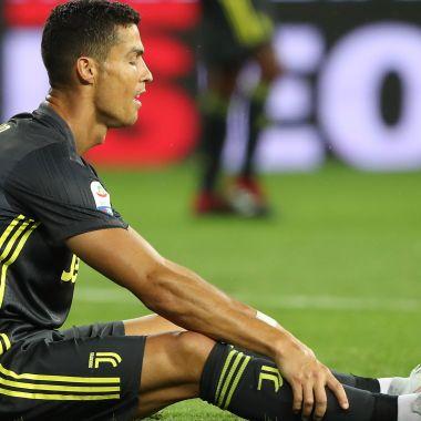Cristiano Ronaldo Juventus Expulsión Champions League