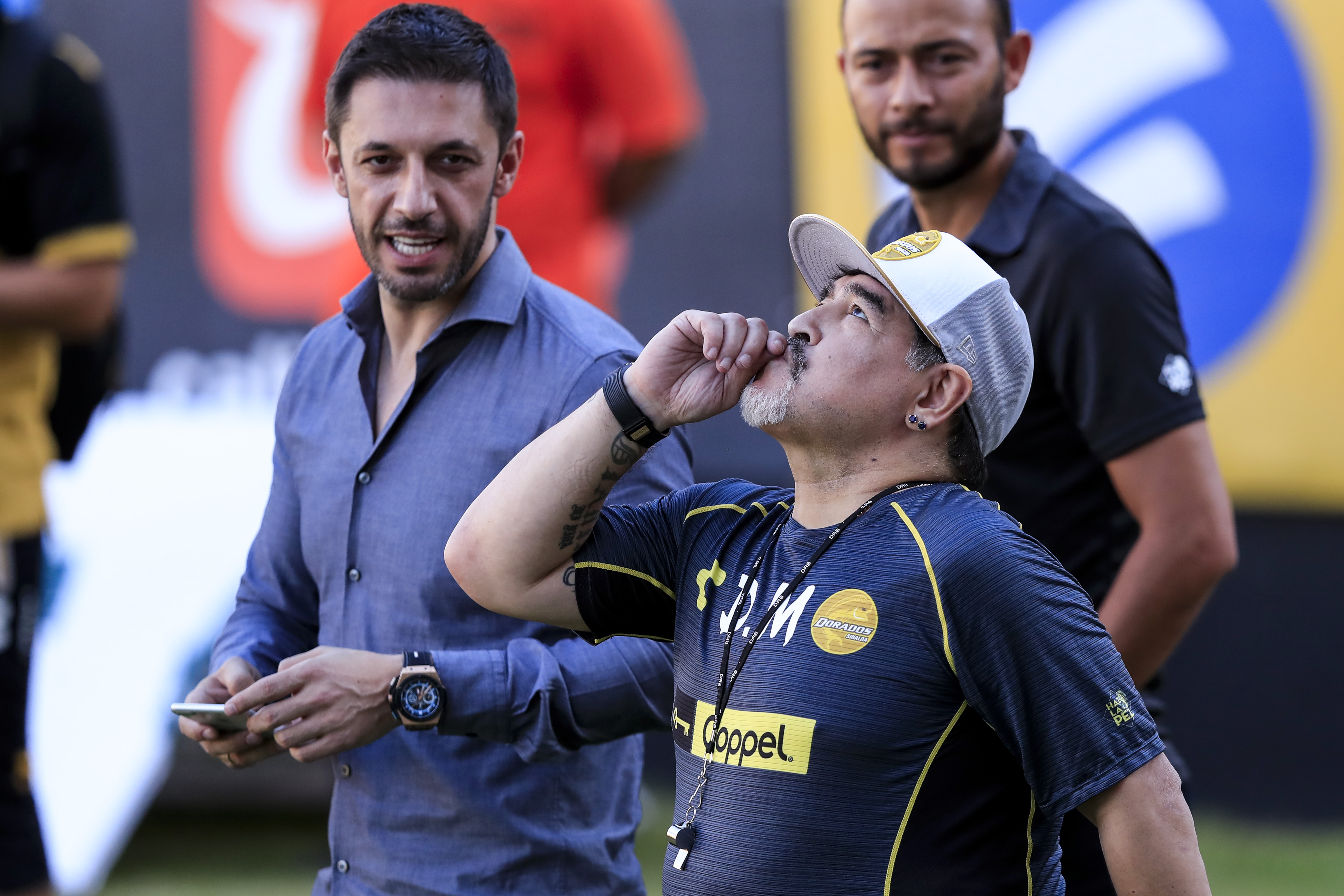 Diego Maradona, Ariel Garcé, Sueño, Argentina