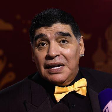 Diego Maradona, Dorados, Sinaloa, Entrenador