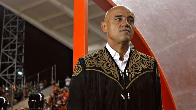 El Chelís Cesado Las Vegas Director Técnico