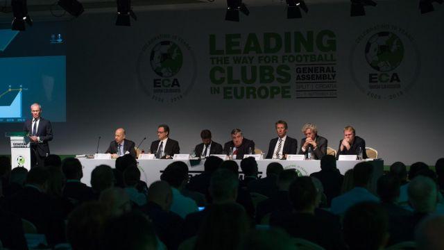 Asociación Europea Clubes Tercer Torneo Clubes Europa