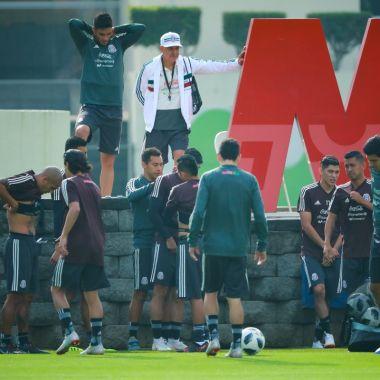 Tuca Ferretti, Selección Mexicana, Director Técnico, Peticiones, Tri, Seleccionados