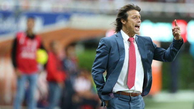 Tigres Ricardo Ferretti Matías Almeyda Suplente