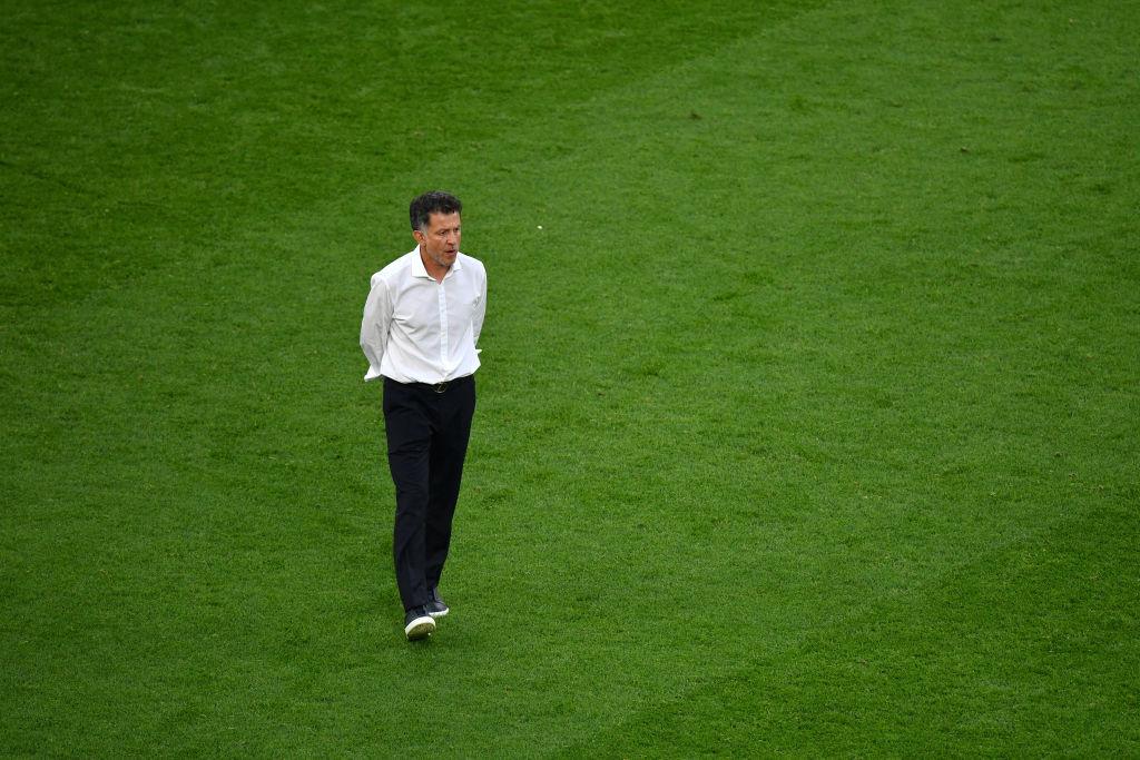 Juan Carlos Osorio Selección Paraguay Salario