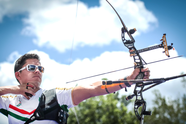Juan Serrano, Atleta, Tiro con Arco, Olímpicos, Medallista, Campeona