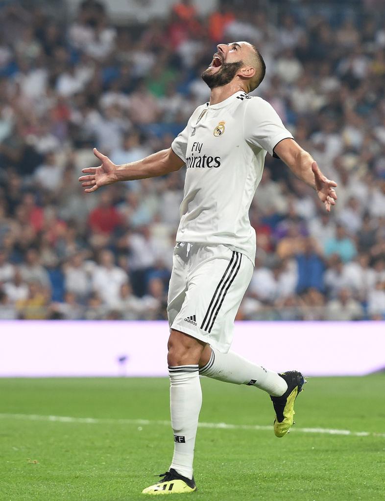 Karim Benzema Real Madrid Los Pleyers
