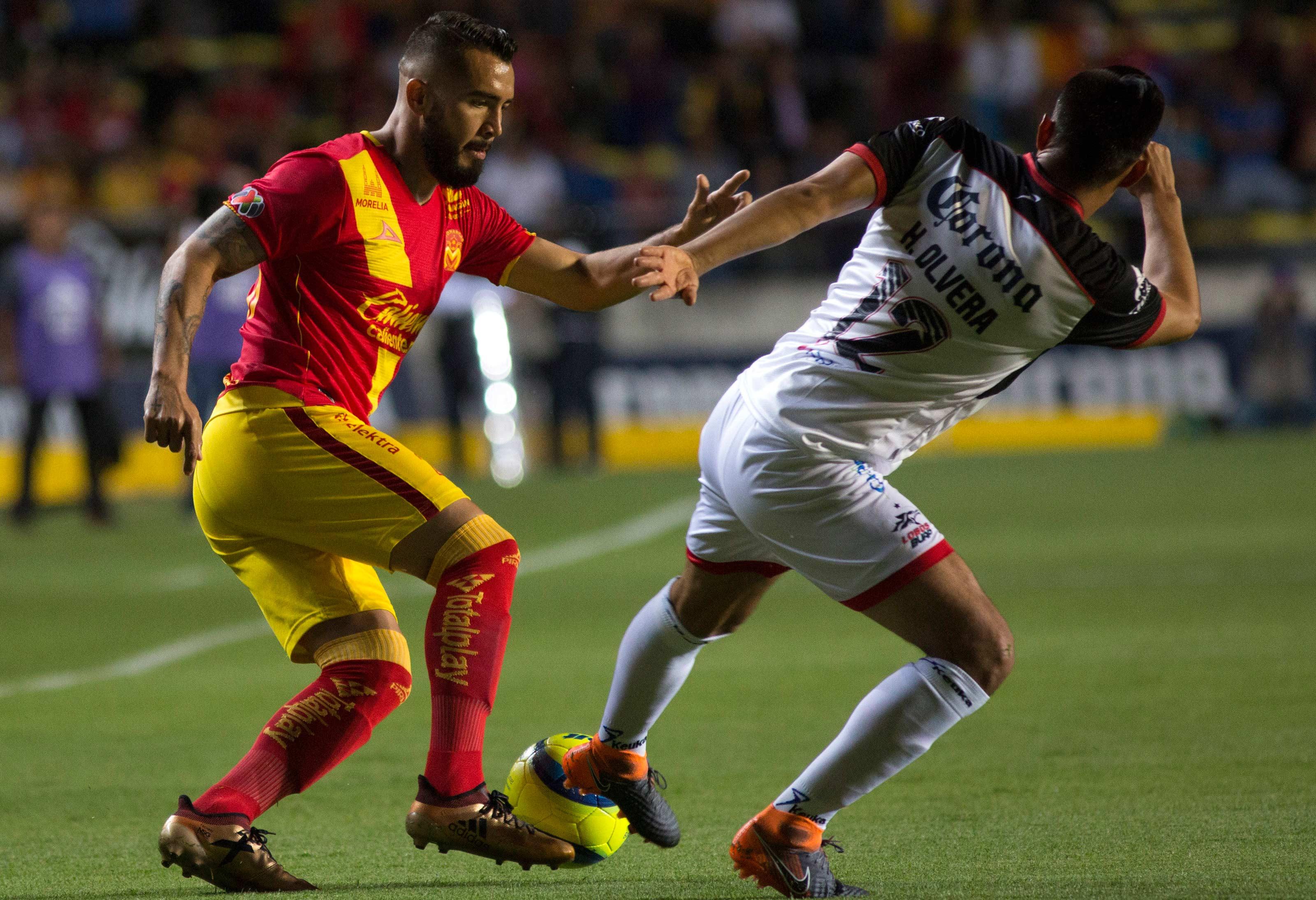 Lobos BUAP, Monarcas, Jornada 11, Liga MX