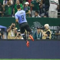 Luis Suárez México Uruguay Goles Los Pleyers
