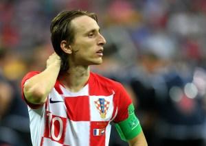 Luka Modric Cárcel Prisión Fraude Los Pleyers