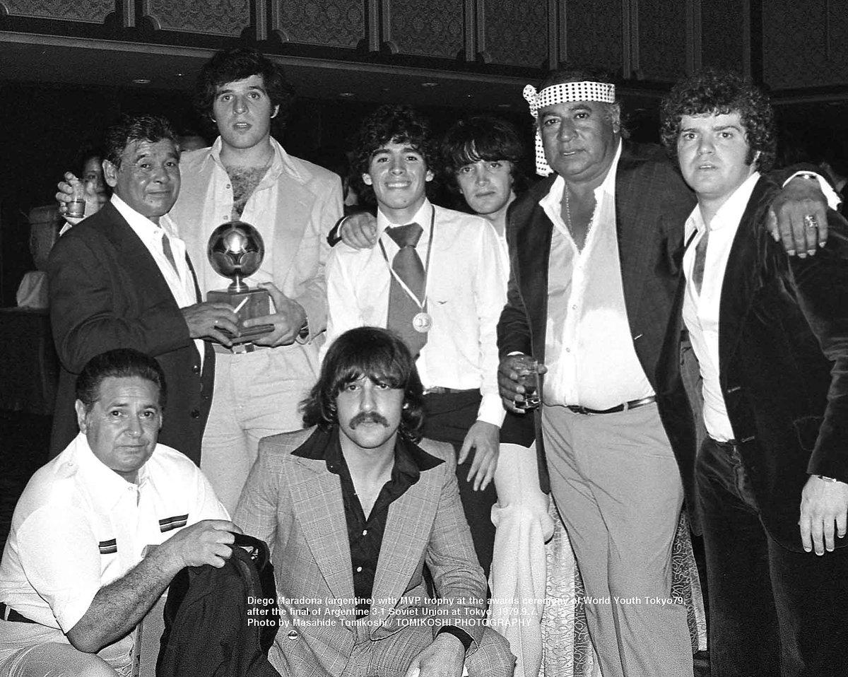 Maradona Argentina 1979 Los Pleyers